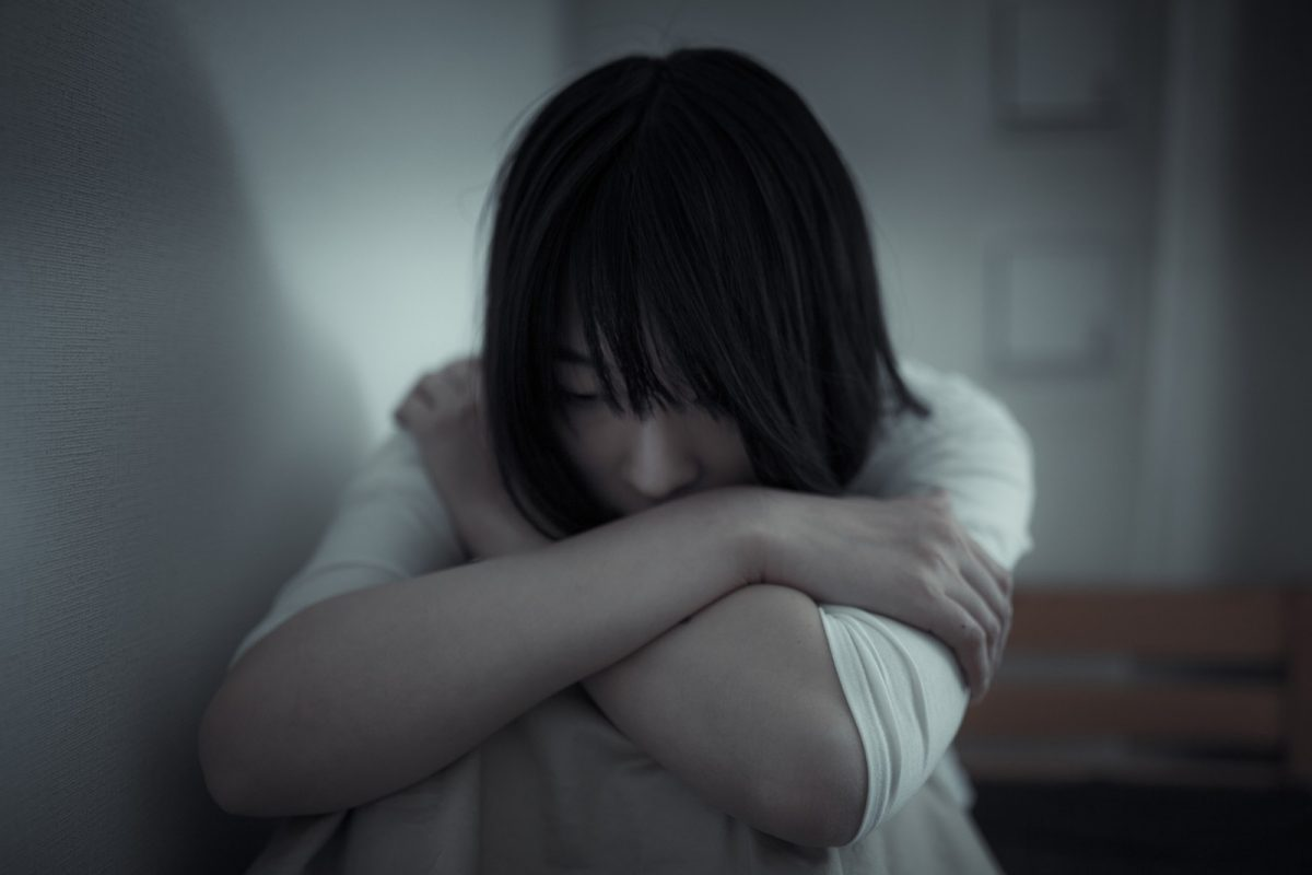男性恐怖症女性の悩み