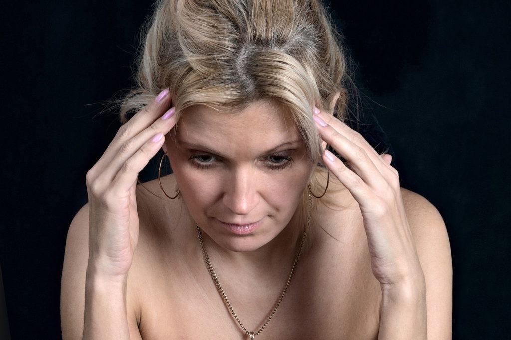 50代女性の性セックスの悩みの傾向