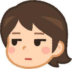 不感症な女性の表情