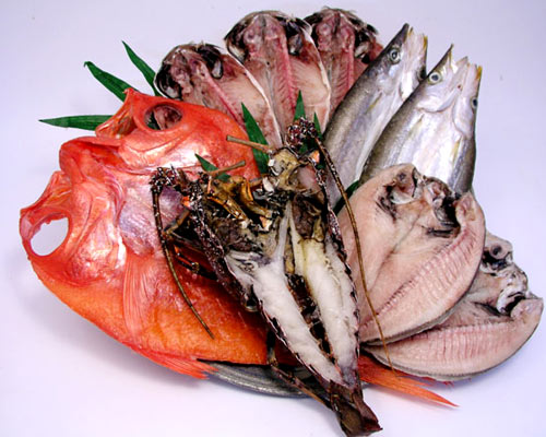 熱海干物釜鶴
