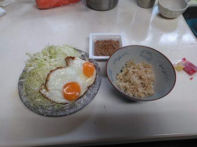 2019/9/21朝食