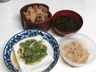 2019/10/2夕食