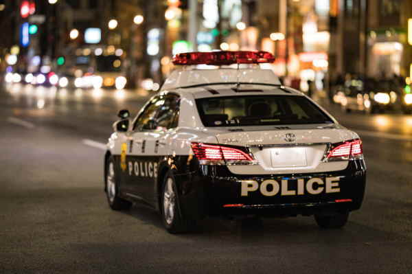 東京は犯罪件数は多いが犯罪率は大阪が一番