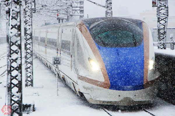 北陸新幹線ツアーイメージ