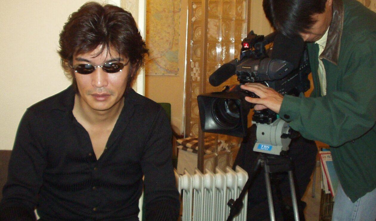 TBSテレビ取材